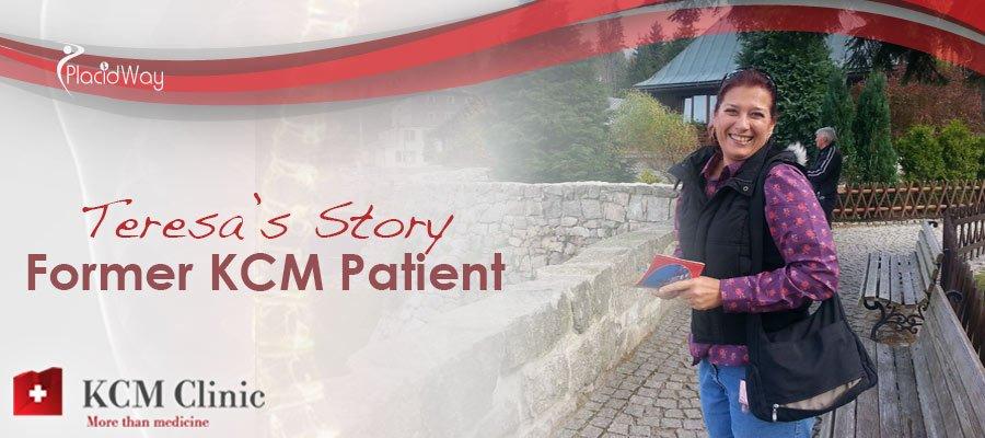 Spinal Surgery Patient Testimonial Jenenia Gora, Poland