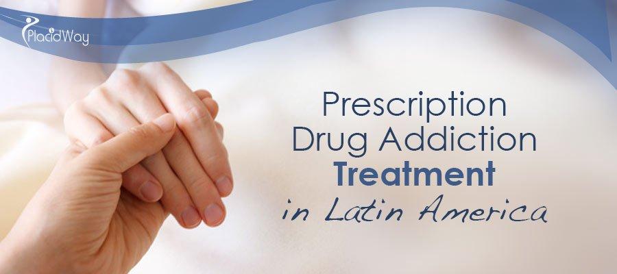 Prescription Drug Addiction Latin America