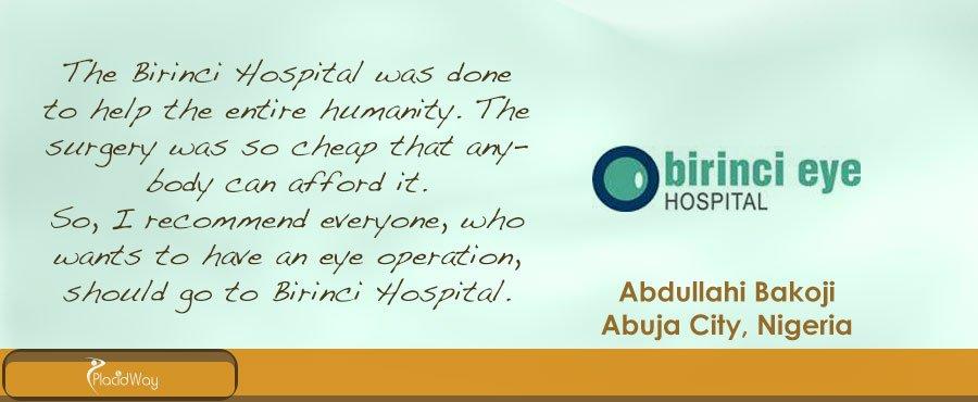 Cataract Surgery Treatment  Story Turkey