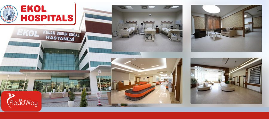 Ekol Ear Nose Throat Hospital - Modern Facility Europe