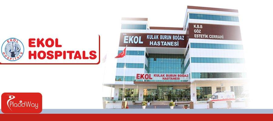 Ekol Ear Nose Throat Hospital Izmir Turkey