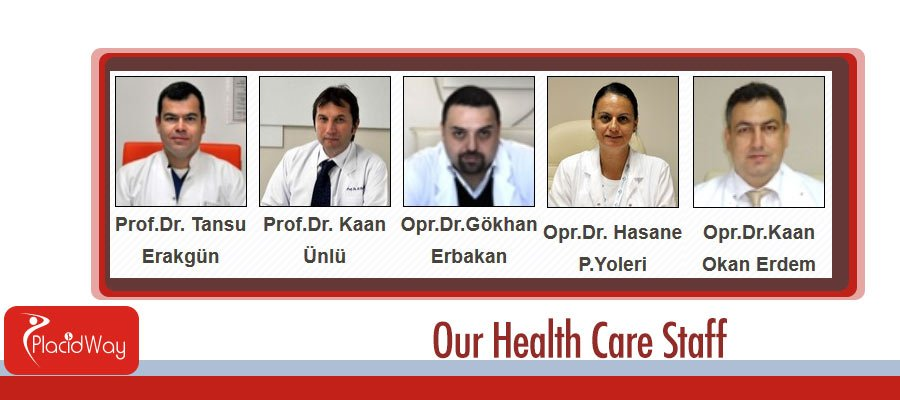 Eye Surgeons Ekol Hospital Turkey