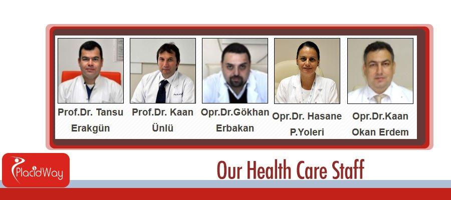 Ophthalmologists Turkey Ekol Eye Center