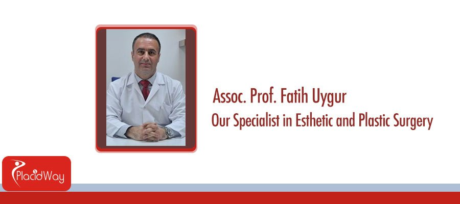 Assoc.Prof. Fatih Uygur Specialist in esthetic and plastic surgery Ekol Turkey