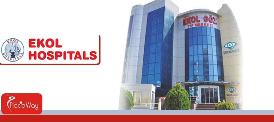 Ekol Eye Hospital Turkey