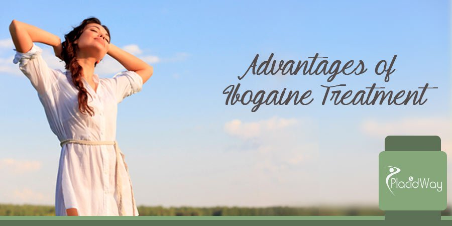 Ibogaine Treatment Advantages