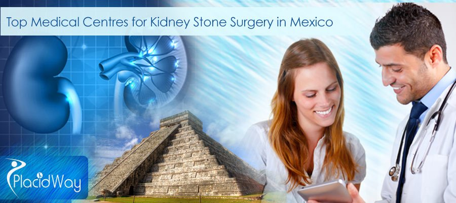 Kidney Stones Removal Package Mexico