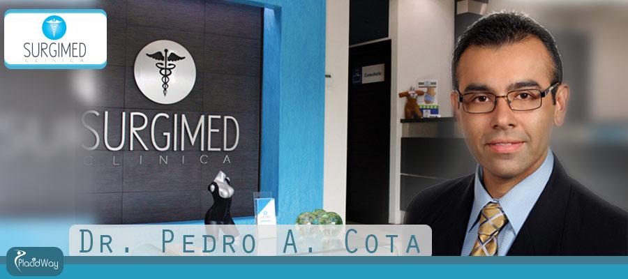 Dr. Pedro A. Cota - Plastic Surgery - Mexico