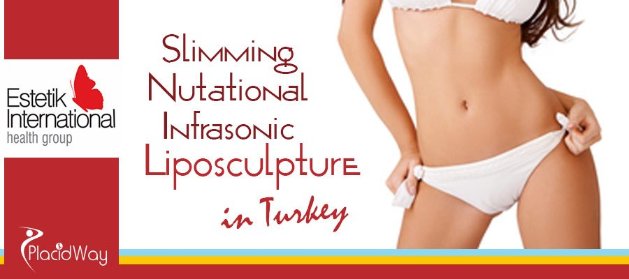 Slimming Nutational Infrasonic Liposculpture Istanbul Turkey