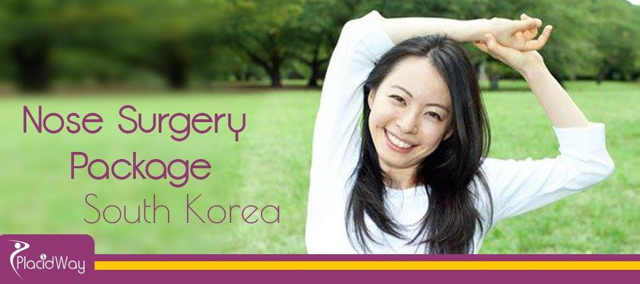 Nose Surgery Package South Korea