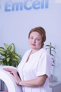 MD Mariya KLUNNYK EmCell Clinic Ukraine