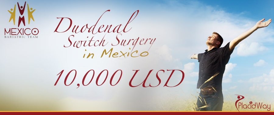 Price for Duodenal Switch Surgery - Mexico Medical Tourism