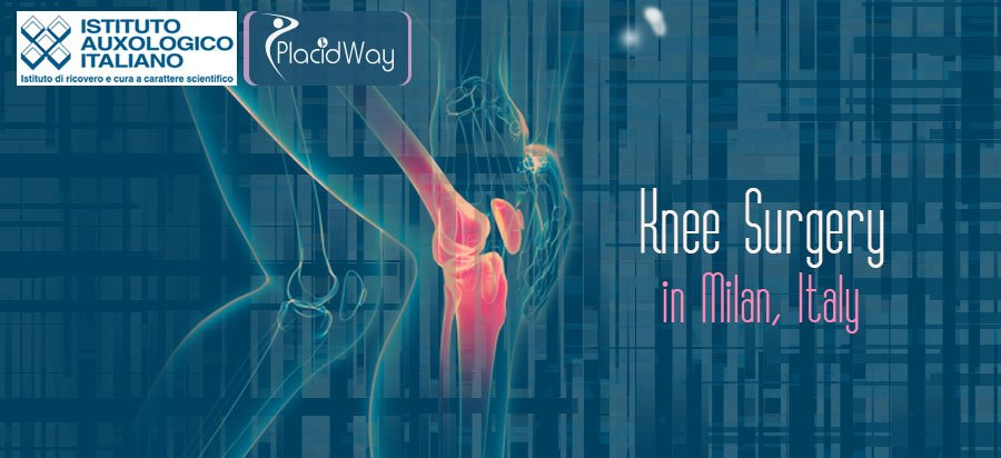 Knee Surgery Package Milan Italy