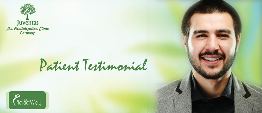 Patient Testimonial Chelation Therapy | Lahr, Germany