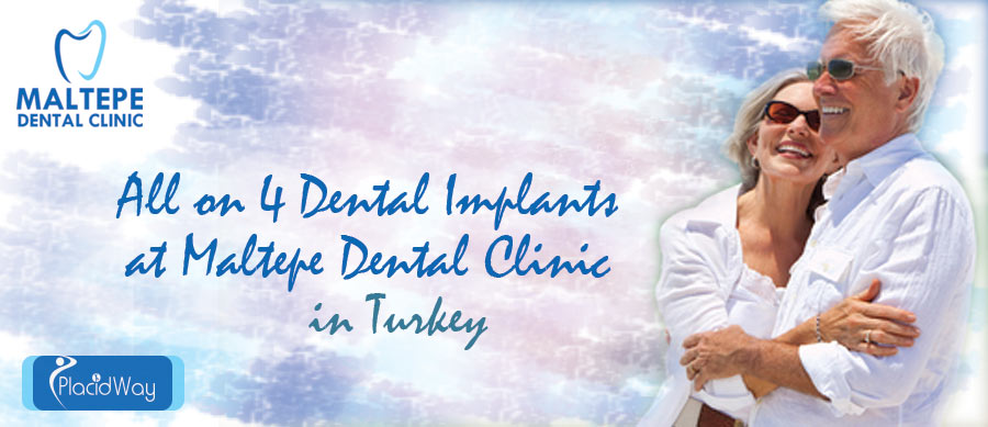 All on 4 Dental Implants - Istanbul, Turkey