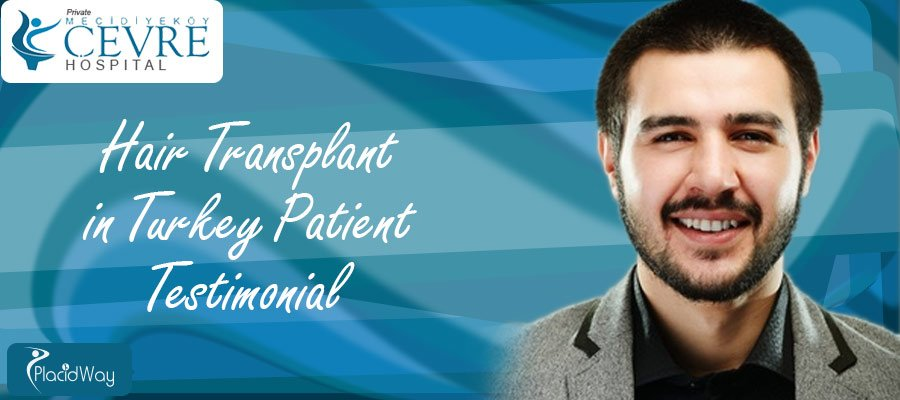 Hair Transplant Turkey Patient Testimonial