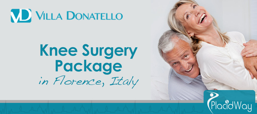 Knee Surgery Package Florence, Italy