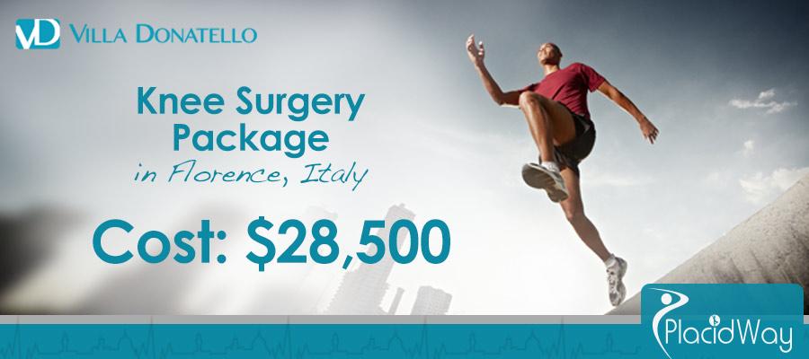 Knee Arthroscopy Cost Florence, Italy