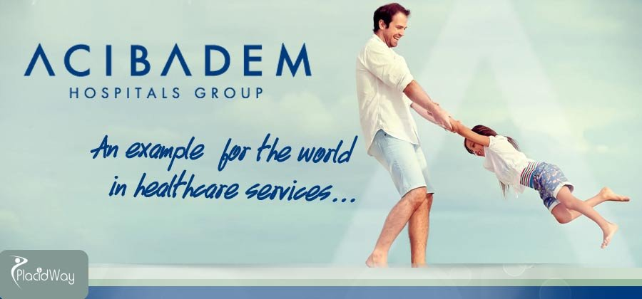Medical Care in Turkey, Acibadem Group