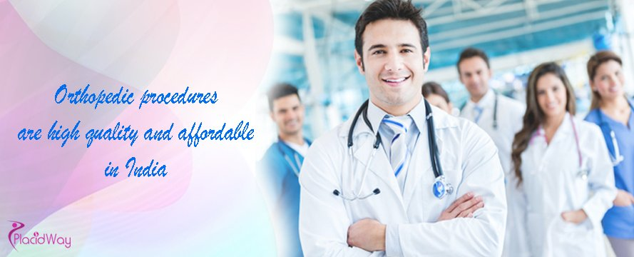 Low Cost Orthopedic Procedures, Medical Tourism India