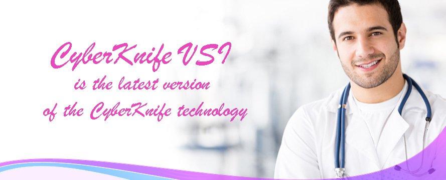 CyberKnife VSI, GammaKnife, NanoKnife