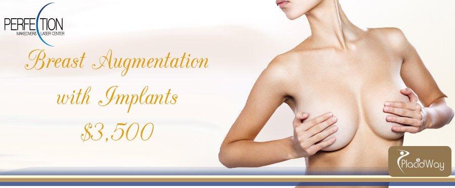 Breast Augmentation Cancun Mexico