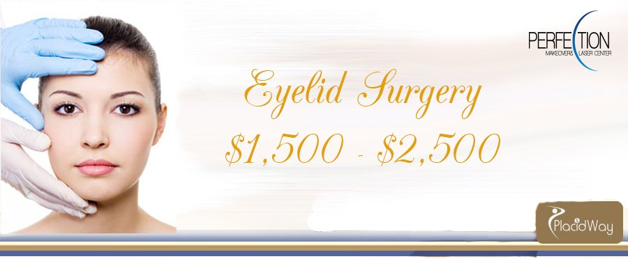 Eyelid Surgery in Cancun, Mexico