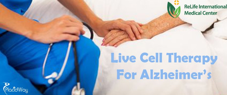 Live Cell Therapy faor Alzheimer's Disease Beijing China