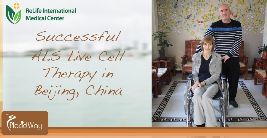ALS Live Cell Treatment Beijing China