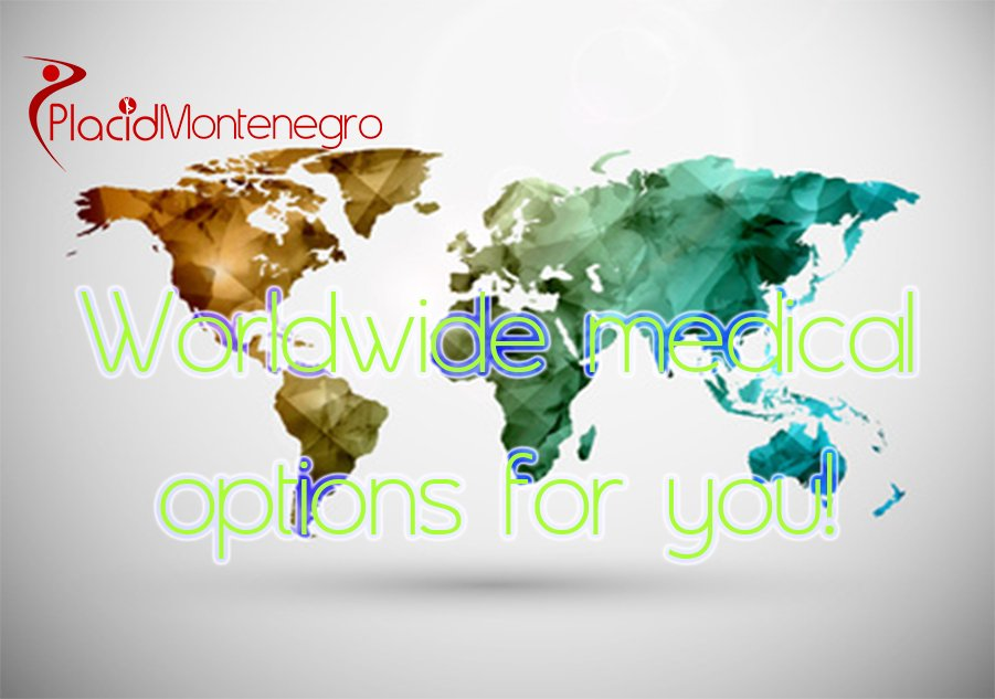 global medical tourism for montenegrins
