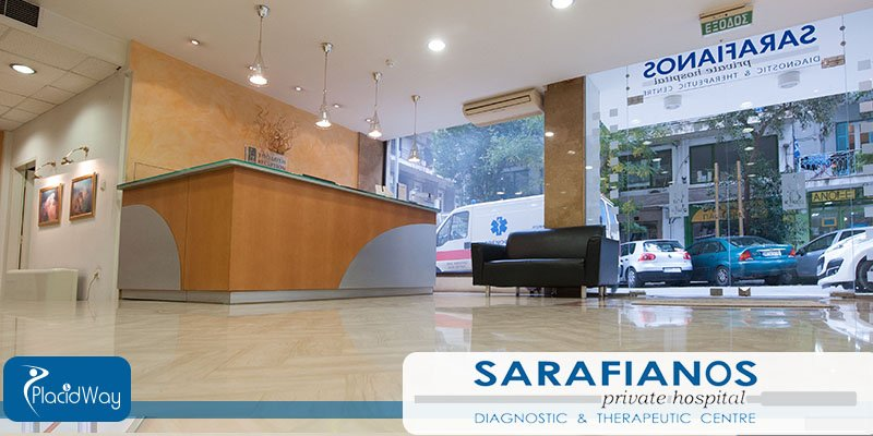 Medical Care in Greece at Sarafianos Hospital