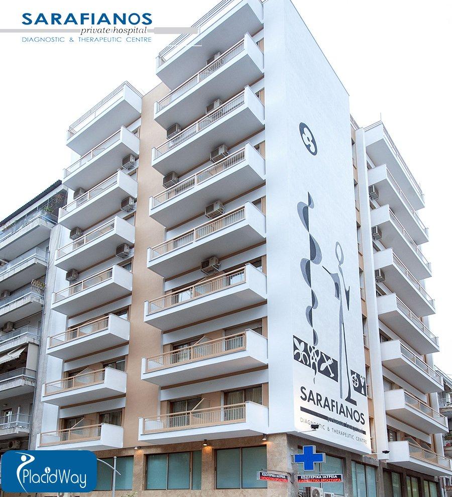 Sarafianos Hospital Thessaloniki, Greece