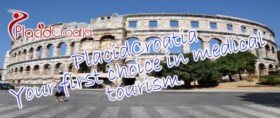 Global Medical Tourism for Croatians