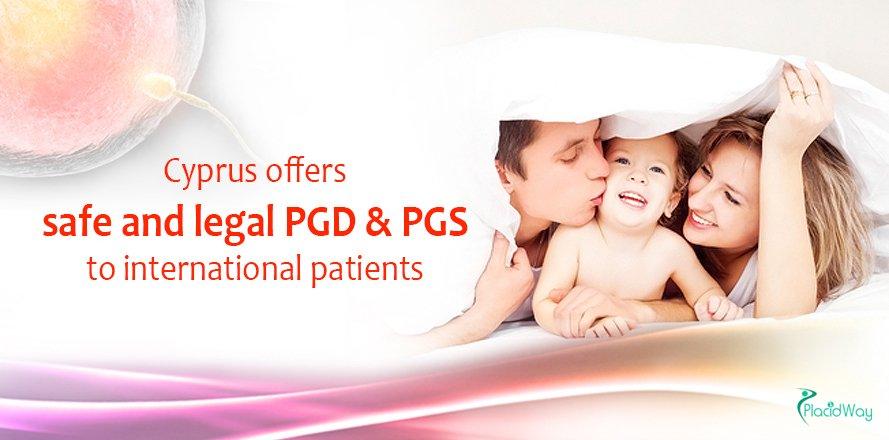 PGD/PGS Treatments Abroad, North Cyprus IVF Center, Nicosia
