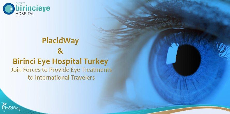 Placidway, Birinci Eye Hospital Turkey, Eye Treatments Abroad
