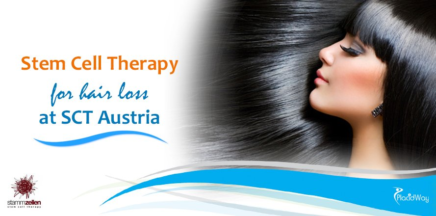 Live Cell Therapy, Hair Loss Treatment, SCT Austria, Vienna