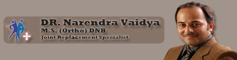 Dr. Narendra Vaidya | Joint Replacement Specialist ? Pune (India)
