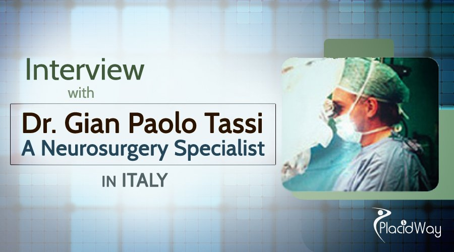 Interview with Dr. Gian Paolo Tassi