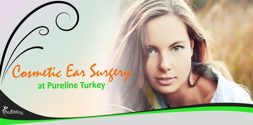 Scar Free Ear Surgery at Pureline Turkey, Cosmetic Ear Surgery in Antalya