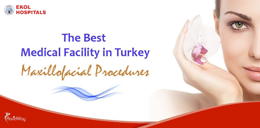 Maxillofacial Surgery Procedure at Ekol Hospitals in Izmir, Turkey