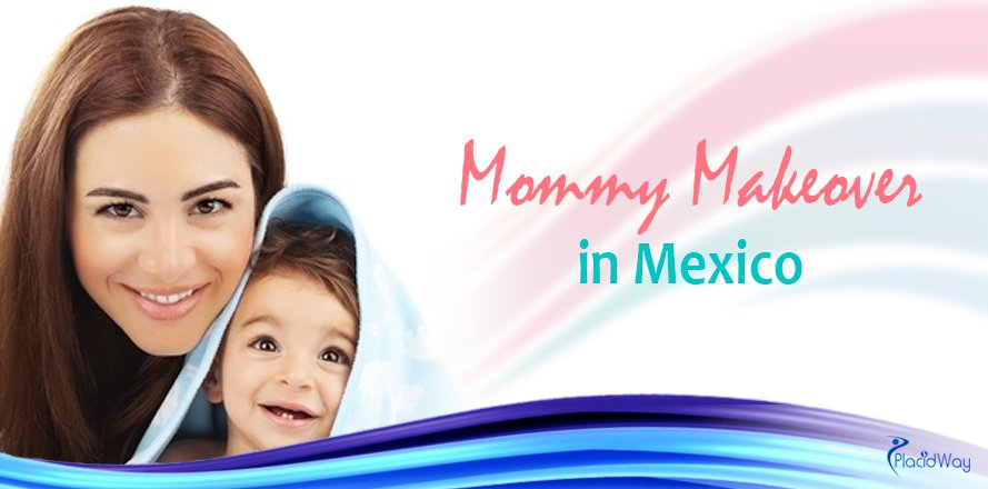 Mommy Makeover in Mexico, Tummy Tuck, Bresat Augmentation, Liposuction