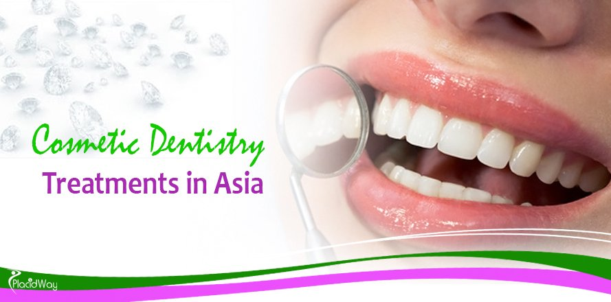 Cosmetic Dentistry Treatments in Asia