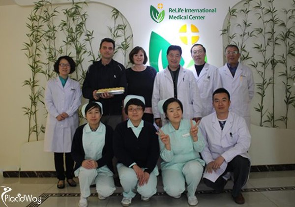 Stem Cell Therapy for Muscular Atrophy at ReLife in China