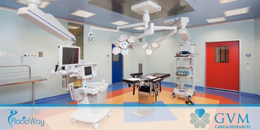 Cardiology Surgery Operating Room Italy