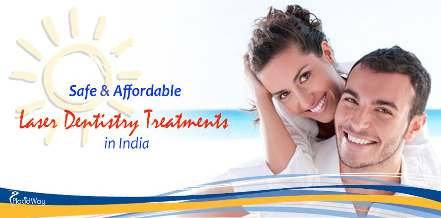 Safe and Affordable Laser Dentistry Treatments in India