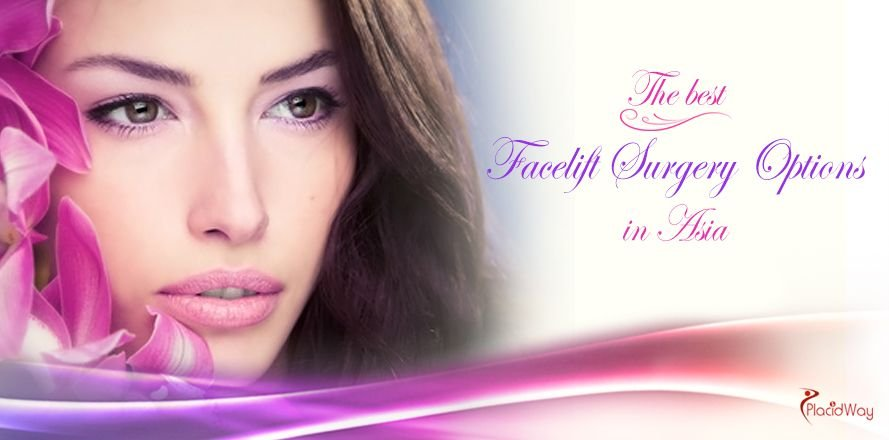 Facelift Surgery Packages in the Best Asian Medical Centers