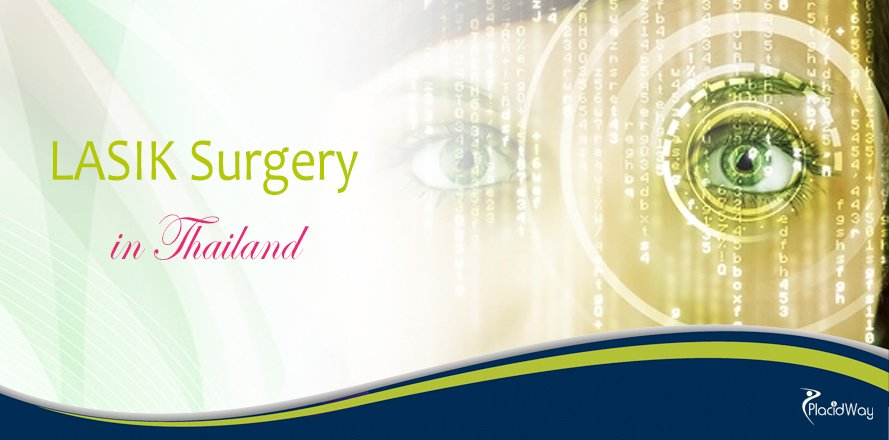 LASIK Surgery in Thailand