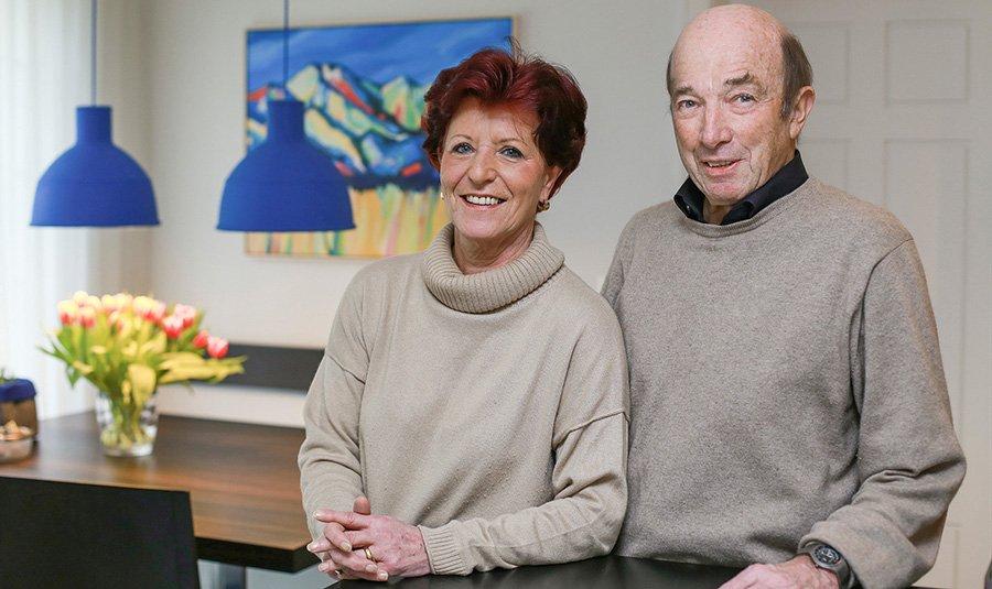 Rolf and Esther Hohmeister Grand Resort Bad Ragaz