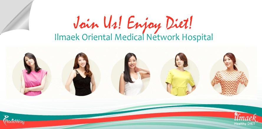Weight Loss, Diet Programs, Ilmaek Hospital, Seoul, South Korea