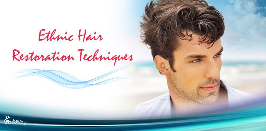 Ethnic Hair Restoration Techniques